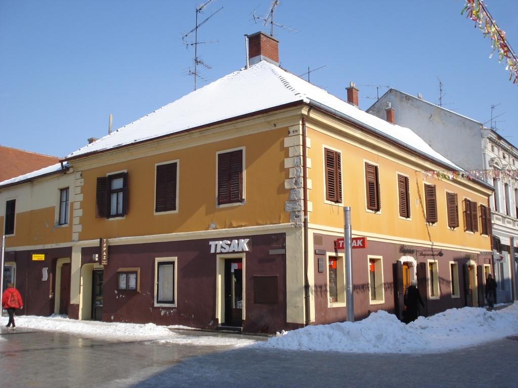 Čakovec,_zimi_-_Građanska_kuća_iz_1816